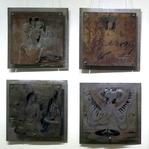metal paintings
